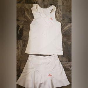 Adidas Stella Mccartney Tennis Skirt Set S